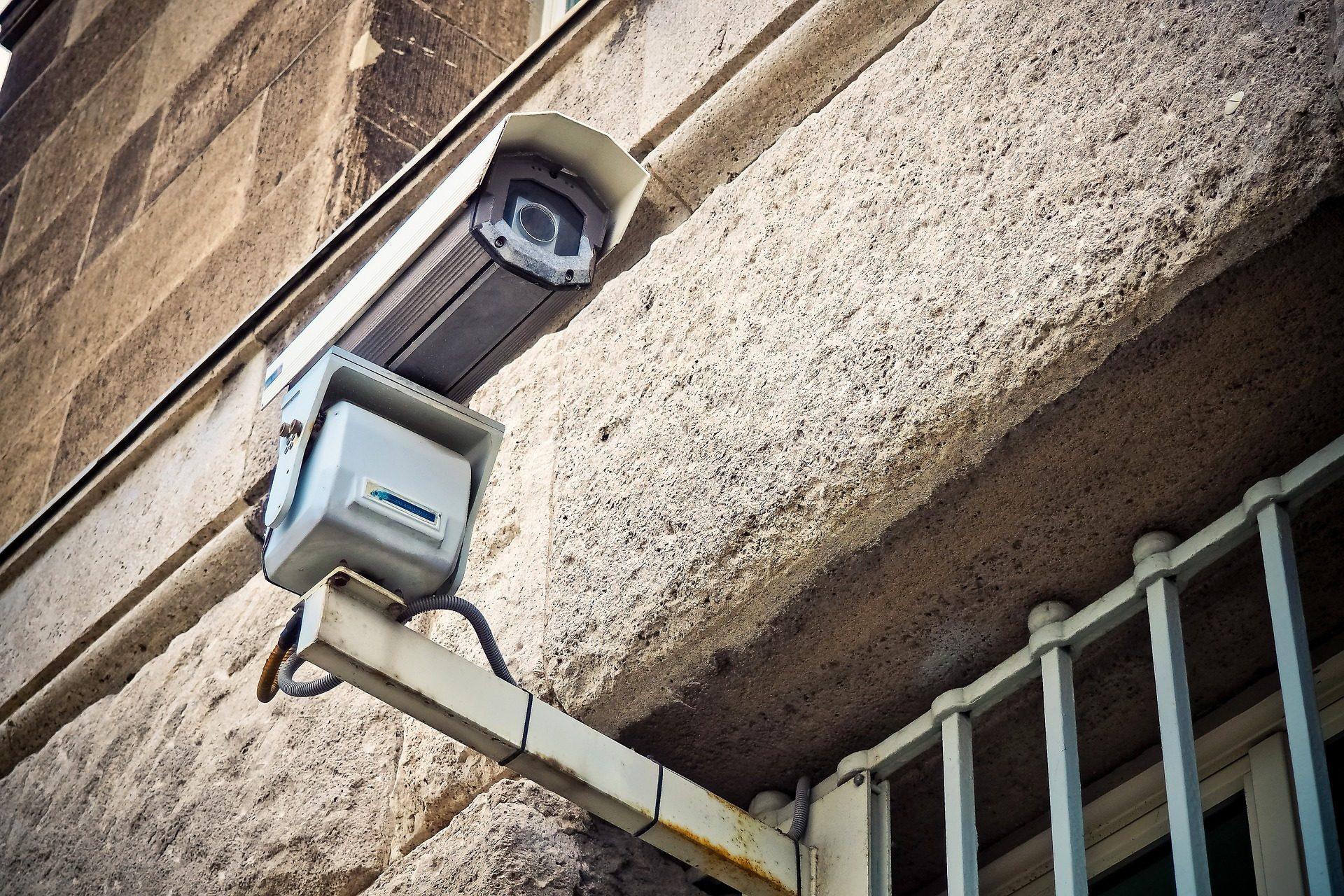 Telecamere e ripresa di aree condominiali